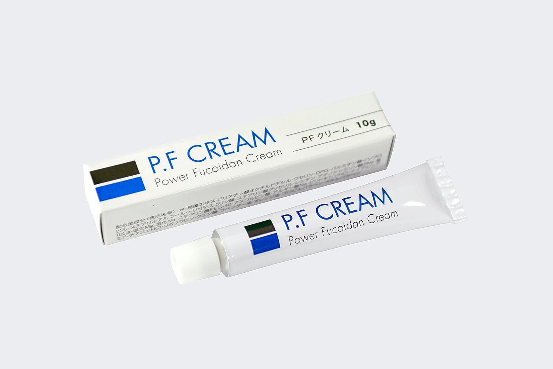 P.F CREAM(フコイダン含有クリーム) 5本セット B07HWSW54M