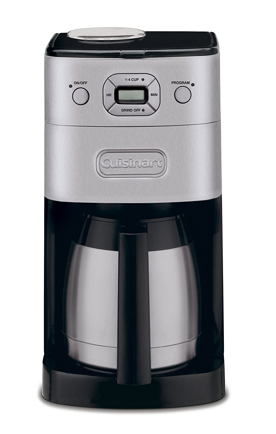 Cuisinart DGB-650BC Grind and Brew Thermal 10-Cup Automatic Coffeemaker
