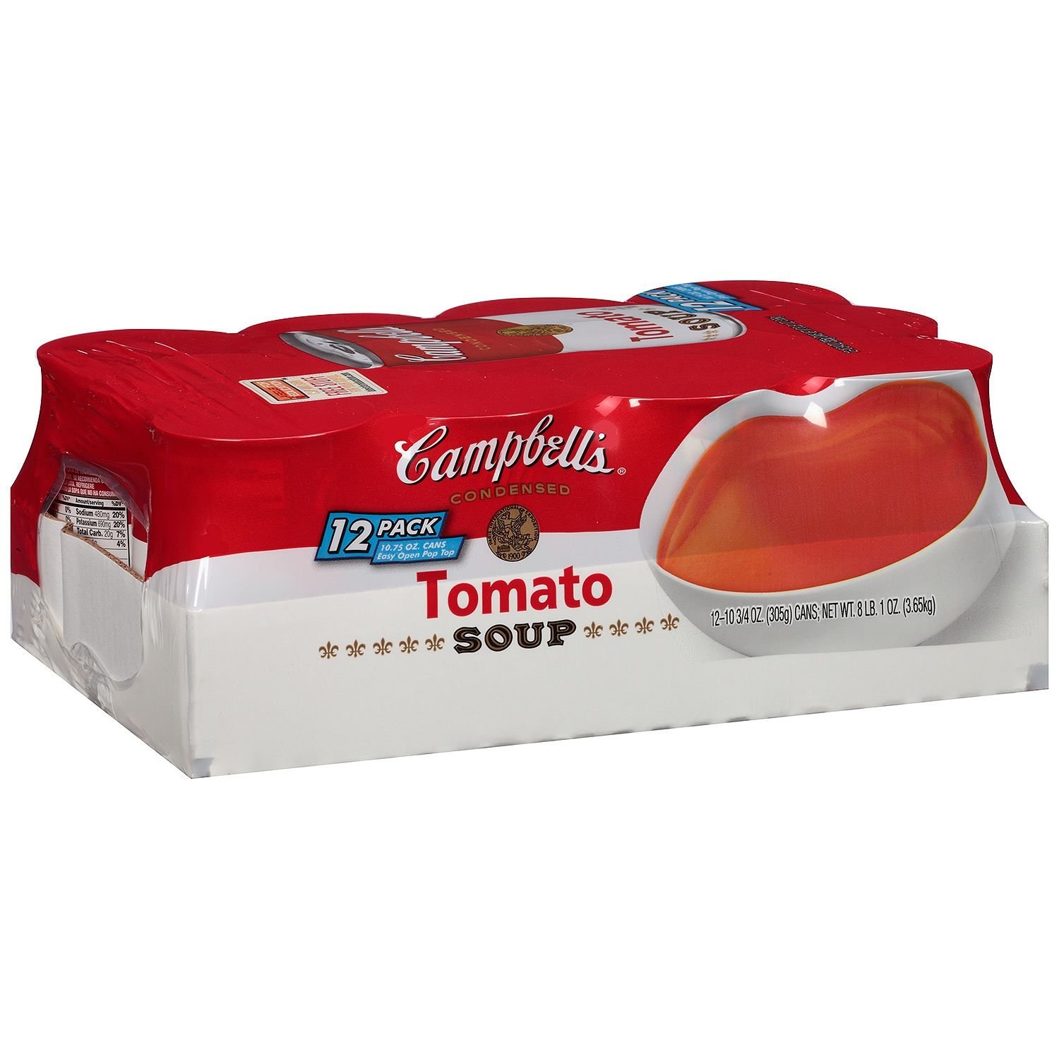 Campbell's Tomato Soup - 12/10.75 oz. cans