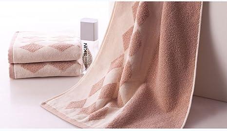 pllp Toalla de algodón de lujo de la caja de regalo bordada corte toalla pareja modelos