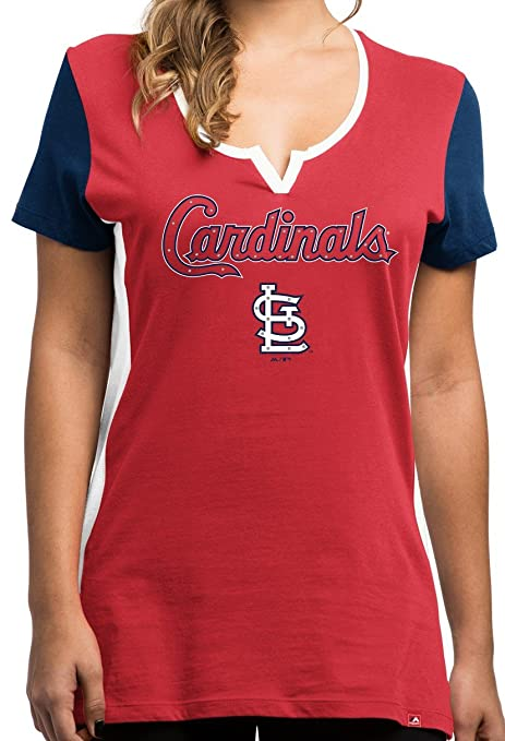 6c9d718cc8a Image Unavailable. Image not available for. Color  Majestic St. Louis  Cardinals Women s ...