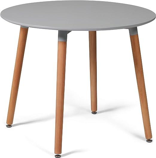 Your Price Furniture Eiffelturm Designer Esstisch Tisch 90 Cms