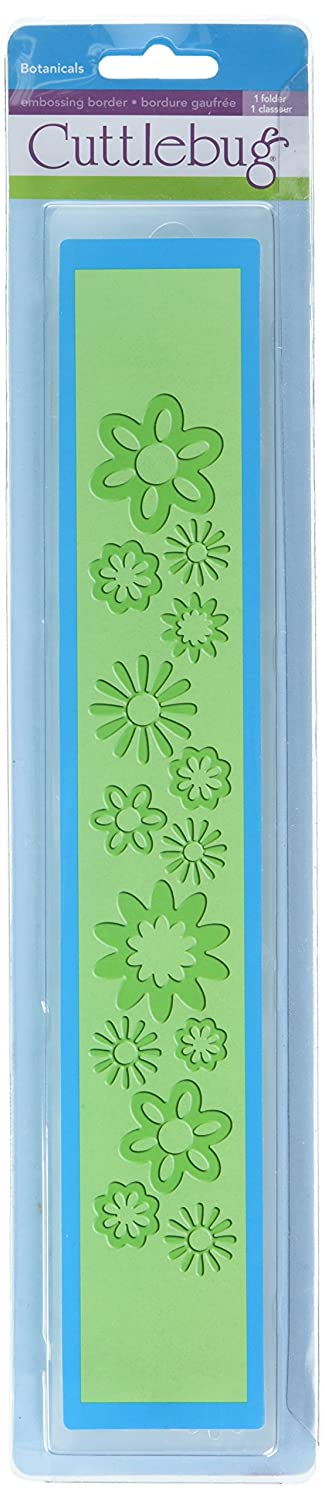 Provo Craft Cuttlebug A2 Embossing Folder, Swiss Dots 371604