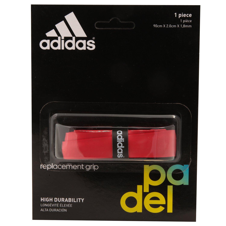 adidas Padel - Grip Logo Performance, Color Red: Amazon.es ...