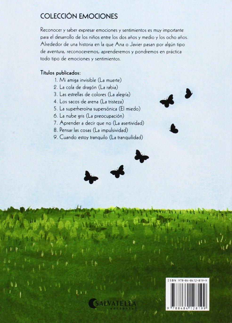 CUANDO ESTOY TRANQUILO.(TRANQUILIDAD).(EMOCIONES): Mireia Canals Botines: 9788484128199: Amazon.com: Books