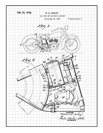 Harley Oil Tank Diagram