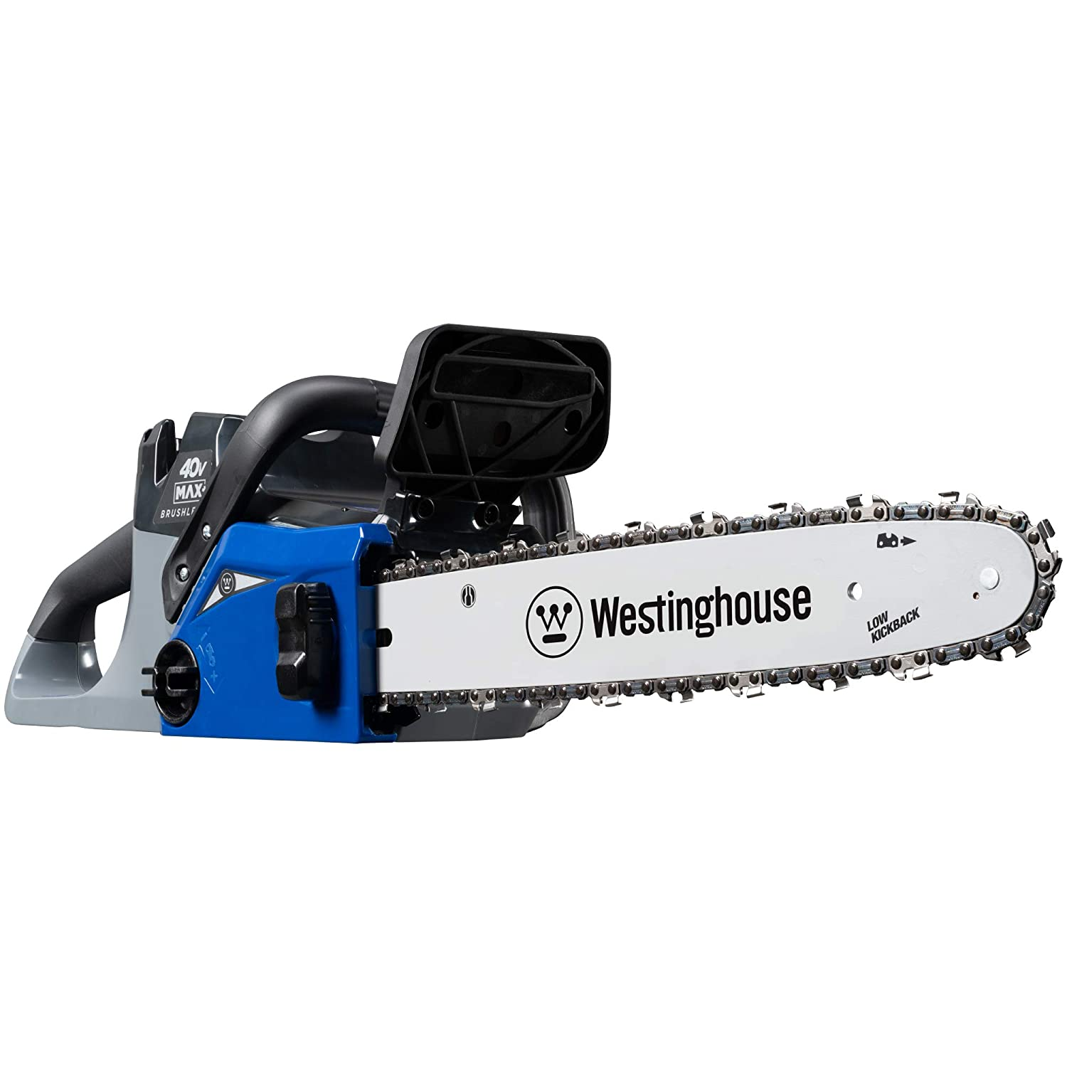 Westinghouse 40V Cordless Chainsaw, Tool Only Battery and Charger Not Included
