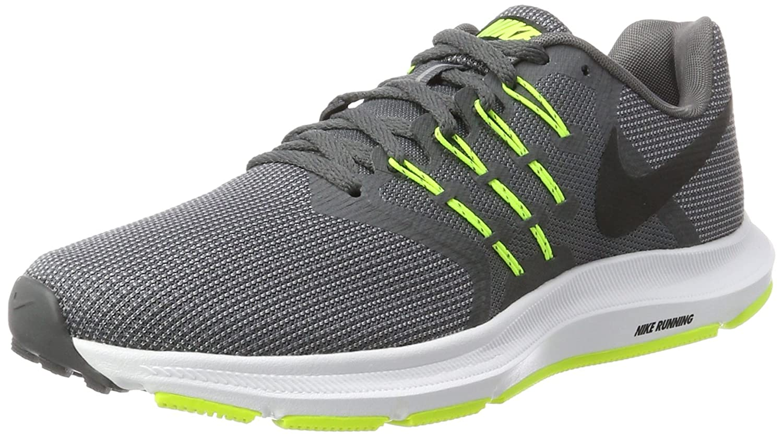 Nike Run Swift, Zapatillas de Running para Hombre 45.5 EU|Multicolor (Cool Grey/Black-volt-white)