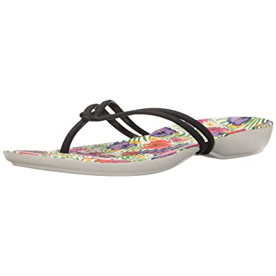 Crocs Women's Isabella Graphic Flip Flop | Flip-Flops