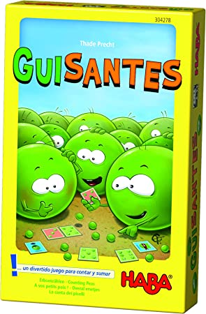 Haba- Juego de mesa, Guisantes, Multicolor (Habermass H304278) , color, modelo surtido: Amazon.es: Juguetes y juegos