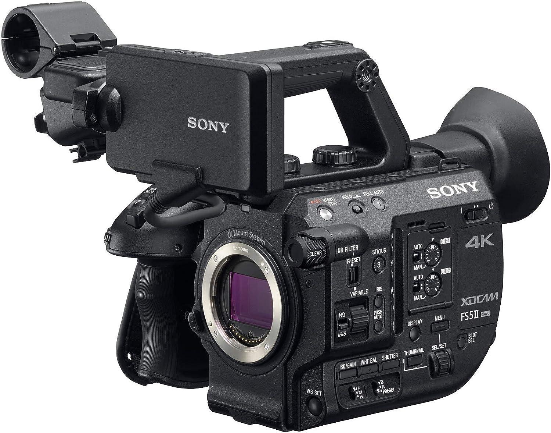Sony Super 35 Camera System Professional Camcorder, Black (PXWFS5M2)