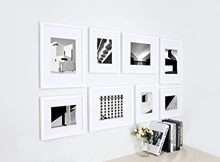 Ray & Chow Photo Frame Wall Set Large Multi Picture Photo Frames ...