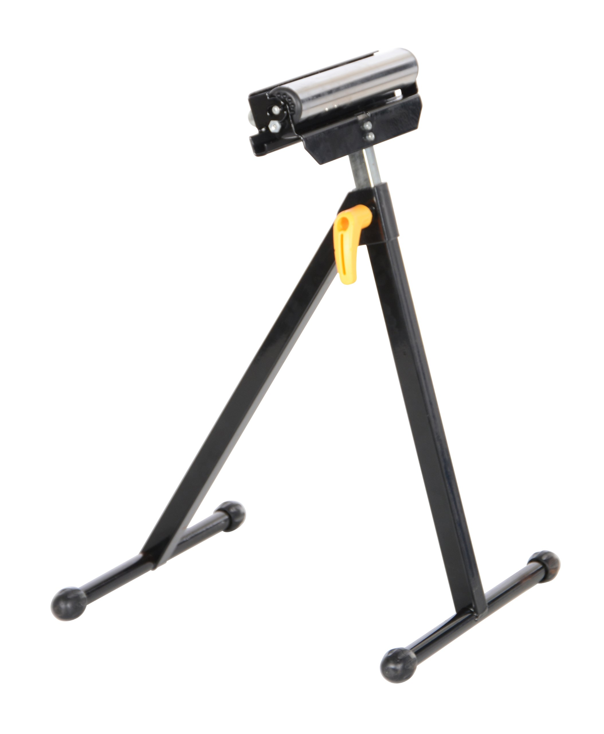 Vestil STAND-MF Multi- Function Ball Roller Stand, 28'' - 44'' Height, 198 lbs Capacity