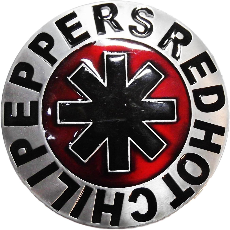 Chilli pepper belt buckle red hot chilli pepper.