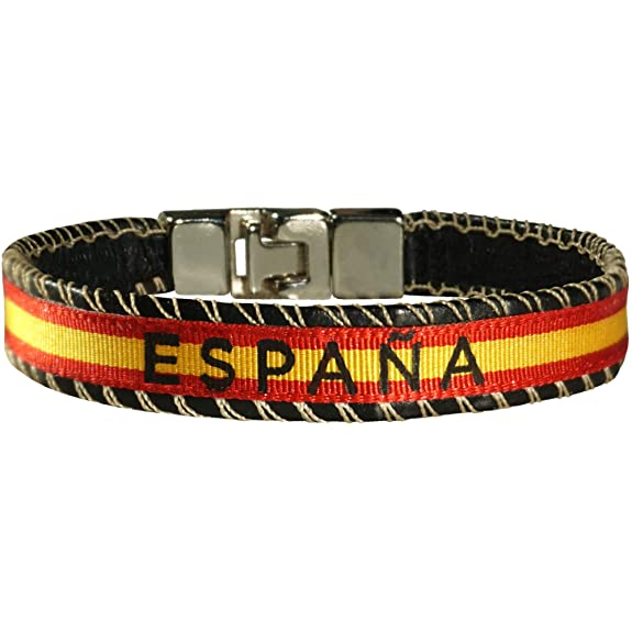 Pulsera Bandera de España