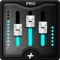 Ecualizador + Pro (Reproductor de música y amplificador de volumen)