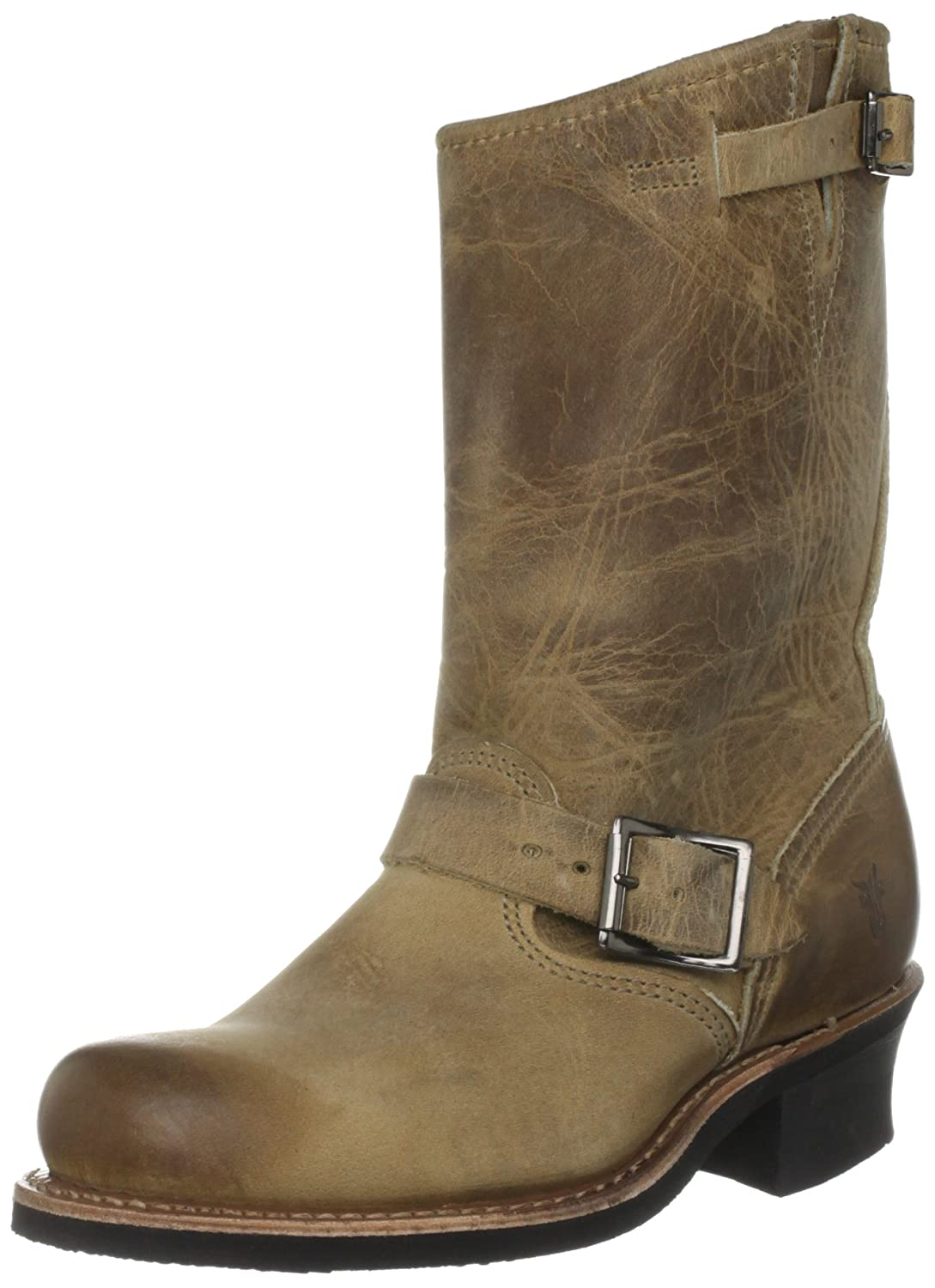 FRYE Women's Engineer 12R Boot B0044PPYVM 6.5 B(M) US|Sand