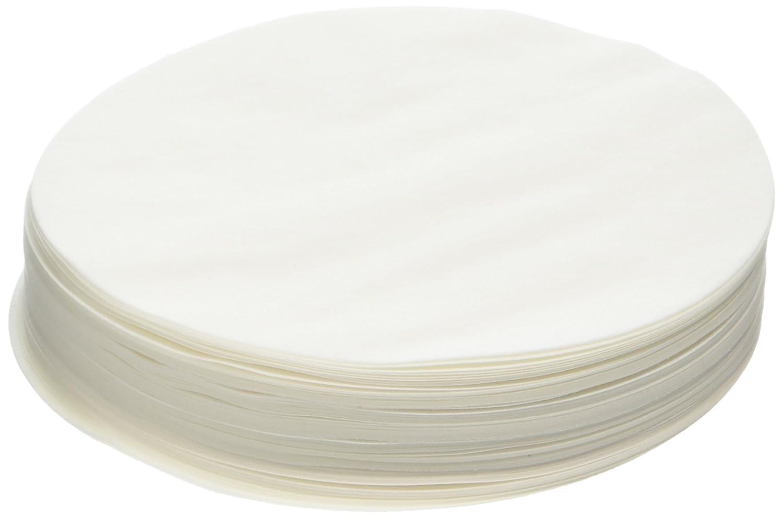 Camlab 1171163 Grade 14 [44] Quantitative Filter Paper, Slow Filtering, Ashless, 110 mm Diameter (Pack of 100)