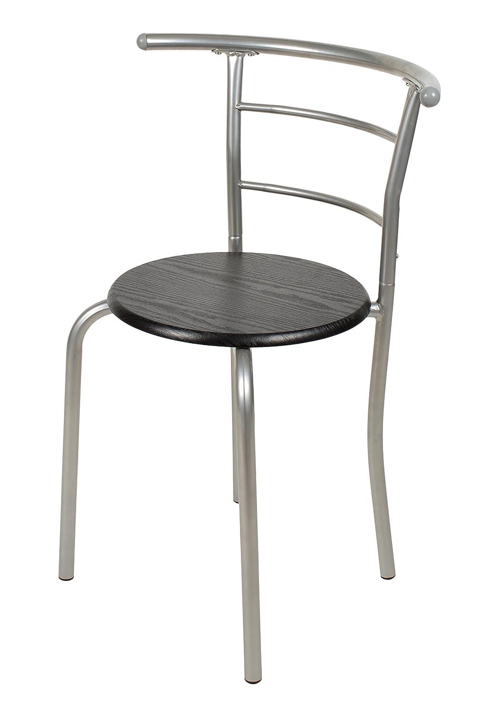 ts-ideen 3er Set Essgruppe Esstisch 3-teilig Küchentisch mit Stühlen ...
