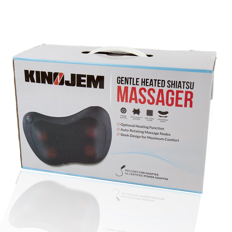 Amazon Shiatsu Massage Pillow Treat Headaches Back Pain