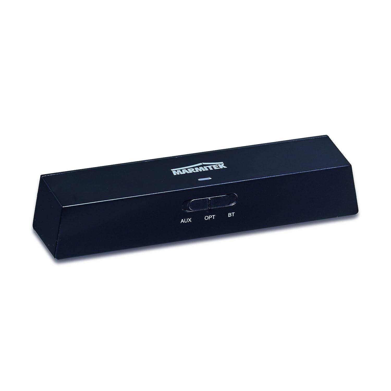 Bluetooth AAC Receptor y transmisor de Audio en 1 entadas y Salidas Digitales y anal/ógicas BoomBoom/100 aptX /& aptX Low Latency