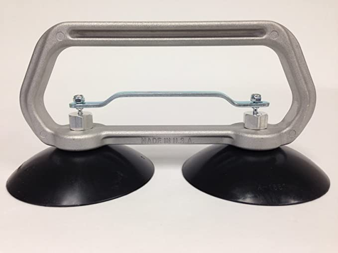 Heavy Duty 5 Double Suction Cup Panel Lifter Hvac Controls