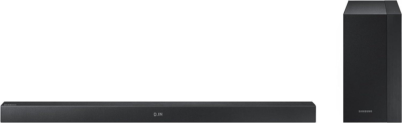 Samsung HW-M360/ZF - Barra de Sonido inalámbrica con 200 W de Potencia, Color Negro: Amazon.es: Electrónica