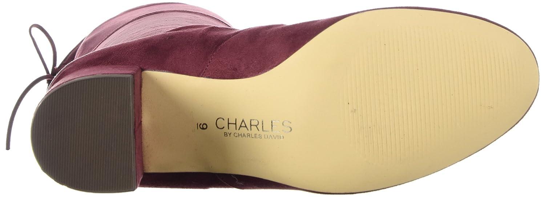 Charles by Charles David Women's Owen Fashion Boot B071LBKK9K 8 B(M) US Burgundy