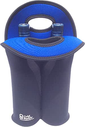 Cold Buddy - Neoprene Bottle Bag - Insulated and Waterproof Bottle Bags