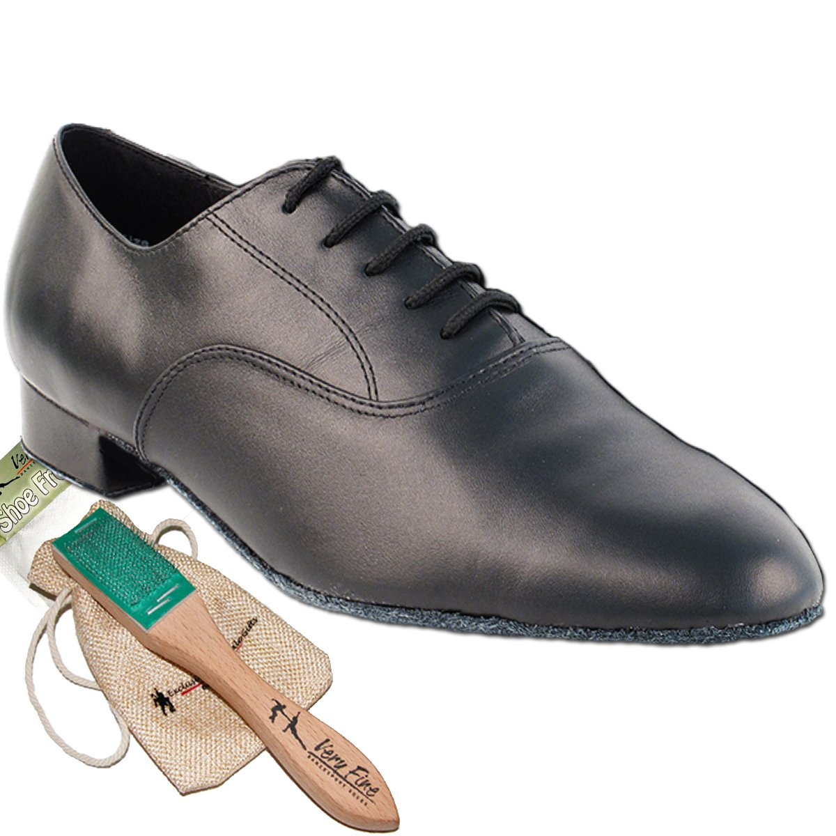 Mens Ballroom Dance Shoes Standard & Smooth Tango Wedding Salsa Shoe 919101EB -Very Fine 1 [Bundle of 5]