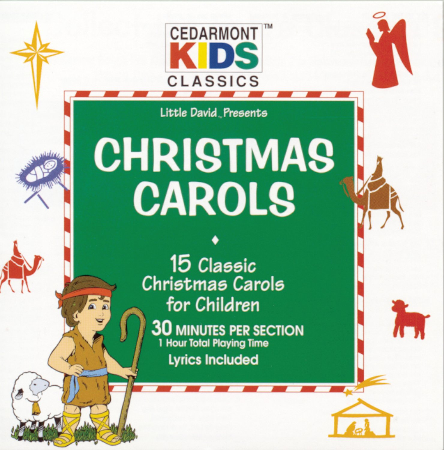 Cedarmont Kids - Christmas Carols - Amazon.com Music