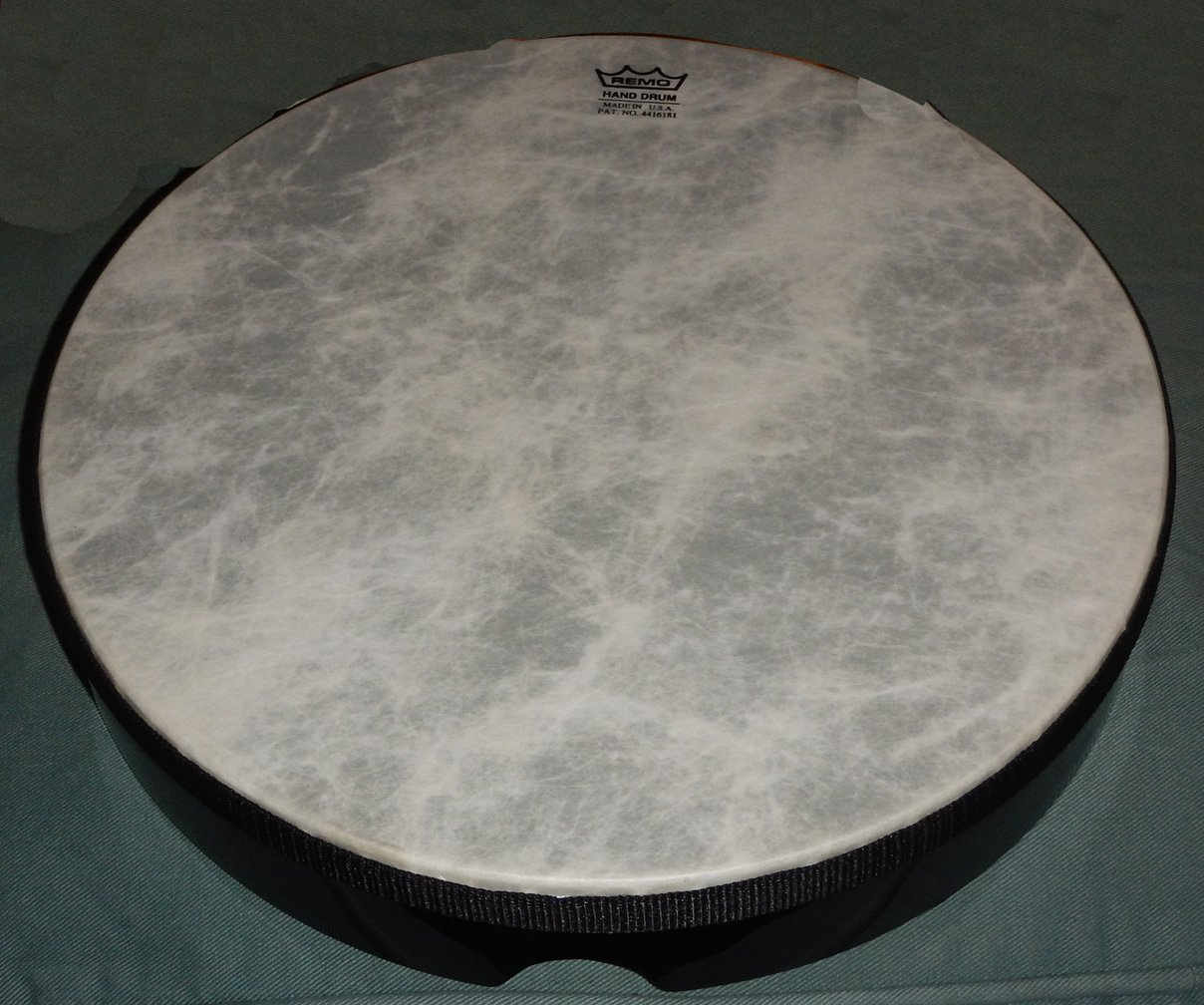 Amazon.com: REMO GLEN VELEZ FRAME DRUM: Musical Instruments