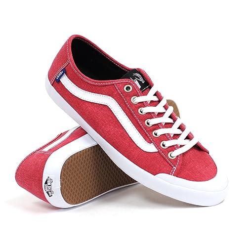 ecb5b2c4ab5ee9 Vans Happy Daze (Dane Reynolds Chili Pepper) Men s Skate Shoe-11.5   Amazon.ca  Shoes   Handbags