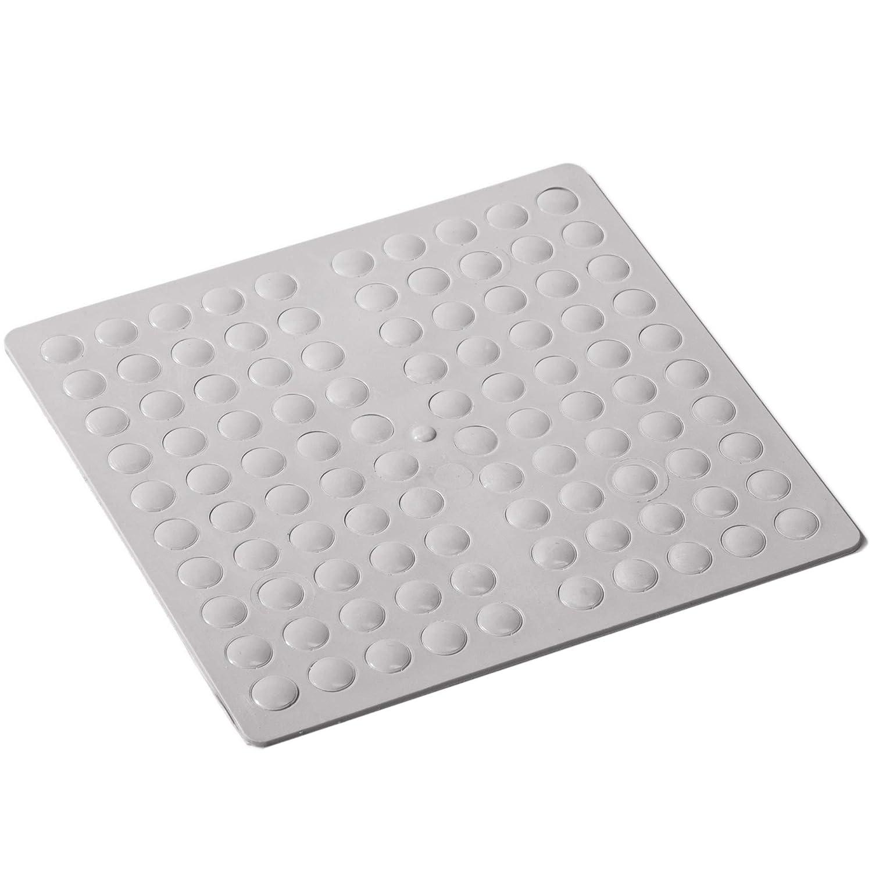 Adsamm/® Schwarz rund halbkugelf/örmig /Ø 7 mm Top-Qualit/ät H/öhe: 1,5 mm Elastikpuffer zum Kleben 100 x selbstklebende Anschlagpuffer