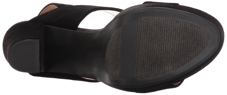 Report Women's B01H5IR6DI Lawry Platform Dress Sandal B01H5IR6DI Women's 6 B(M) US Black b431a9