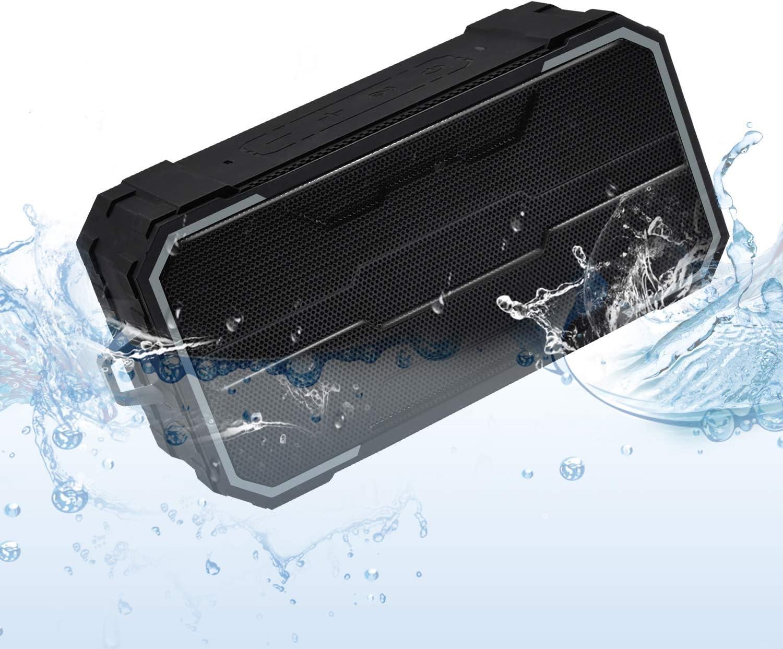 Zosam Portable Bluetooth Speaker, IPX6 Waterproof Wireless Speaker with 10W HD Stereo Sound