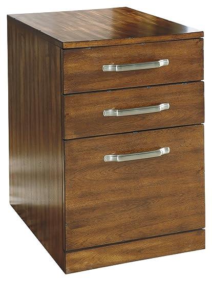 Ashley Furniture Signature Design   Lobink File Cabinet   2 Drawers/1 File  Drawer