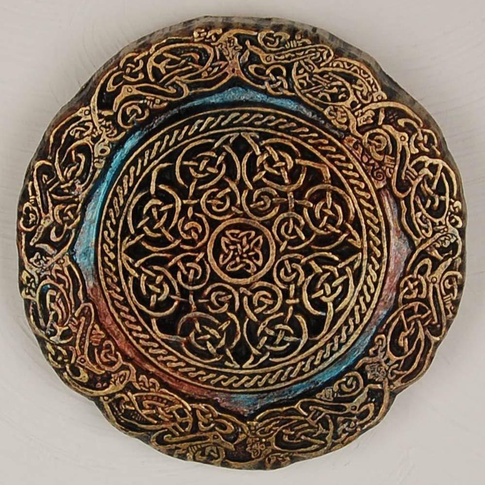 Celtic Knot Mandala Garden Art