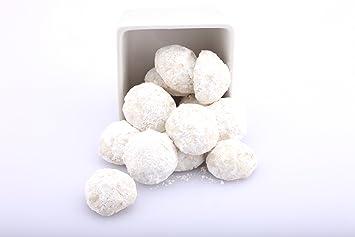 Vegan California Snowball Cookies 4 Bags