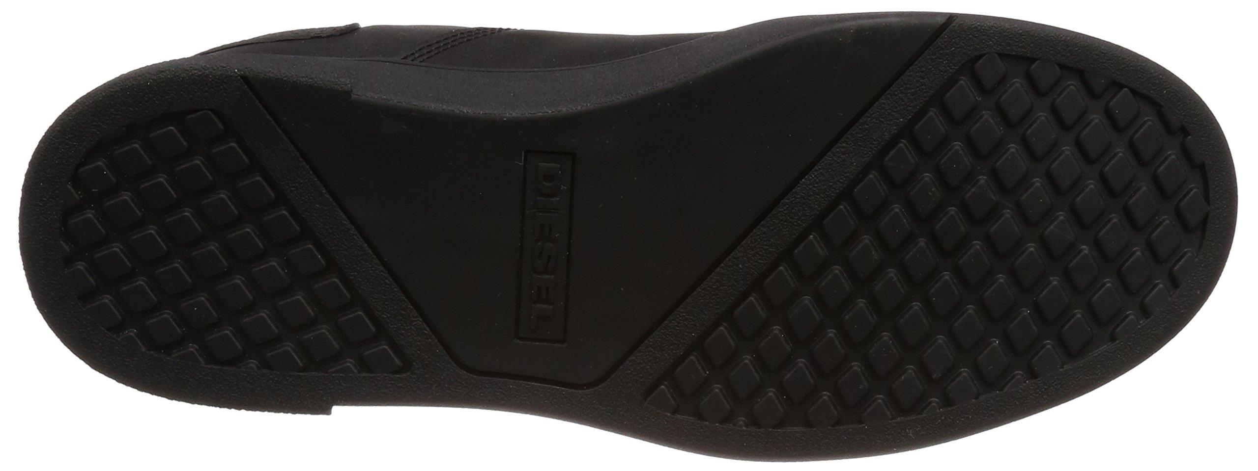 Diesel Men's S-Clever Low-Sneakers Black, 8 M US by Diesel (Image #3)