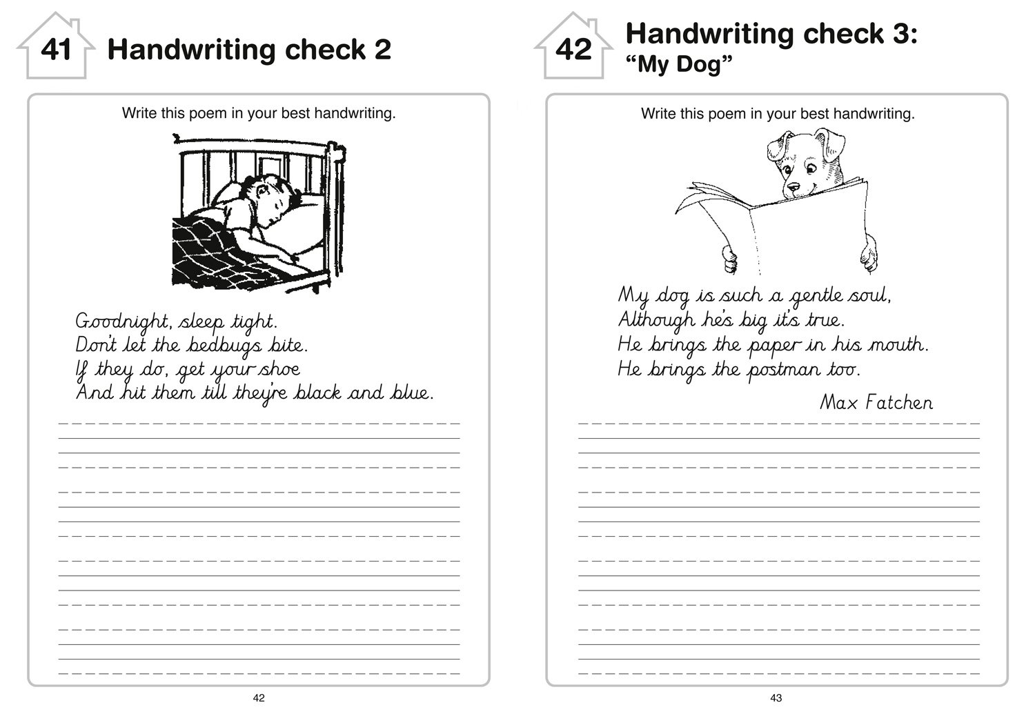 Handwriting Workbook 2 (Treasure House): Amazon.co.uk: TREASURE ...