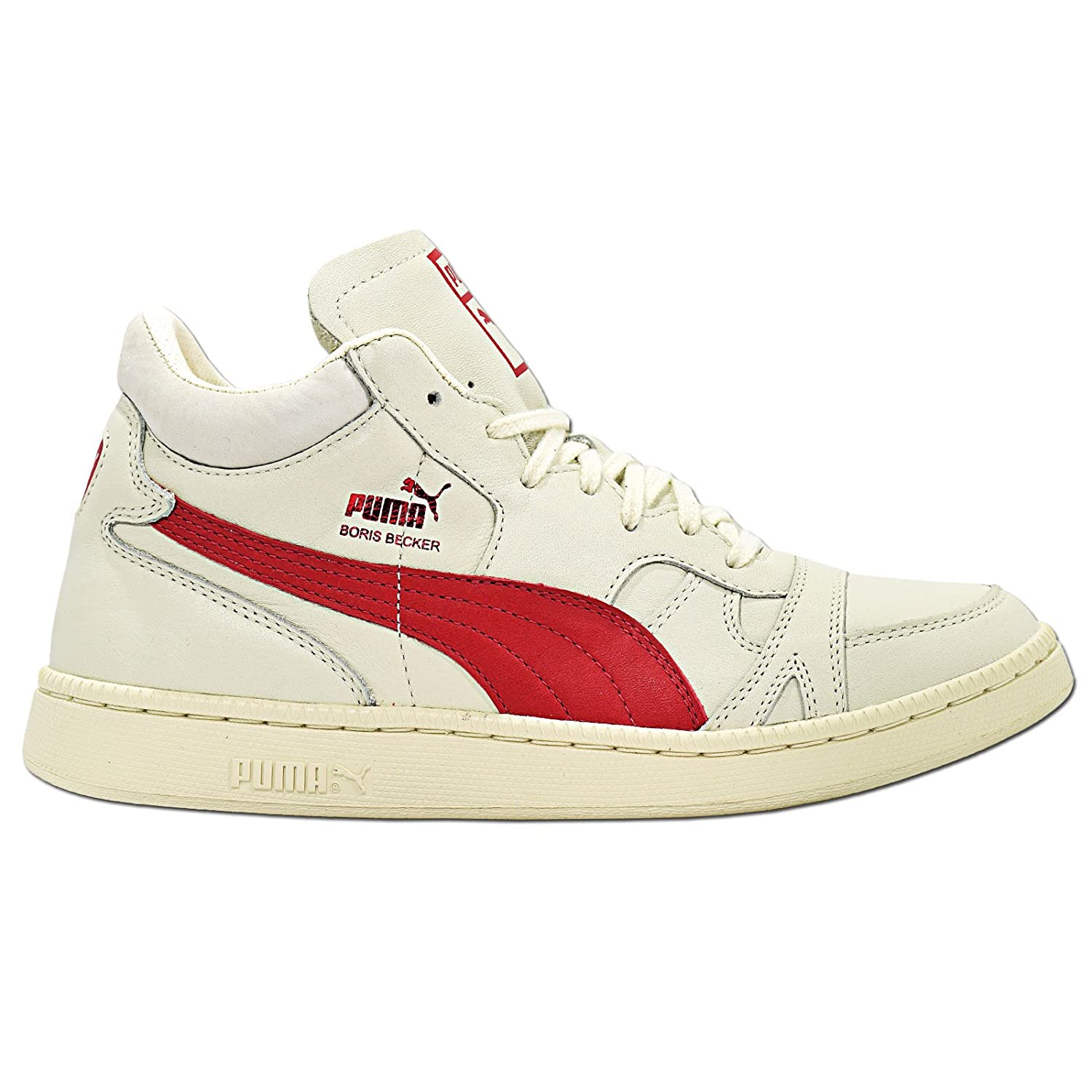 newest selection aesthetic appearance latest collection PUMA - Boris Becker - Tennis - High Top Sneaker - Weiß-40.5 ...