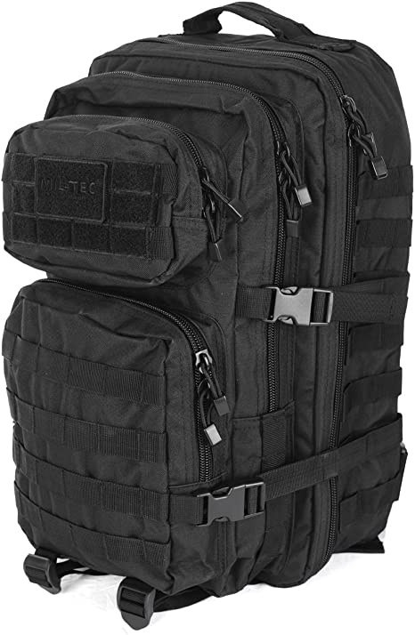 Mil-Tec Military Army Patrol Molle Assault Pack Tactical Combat ...