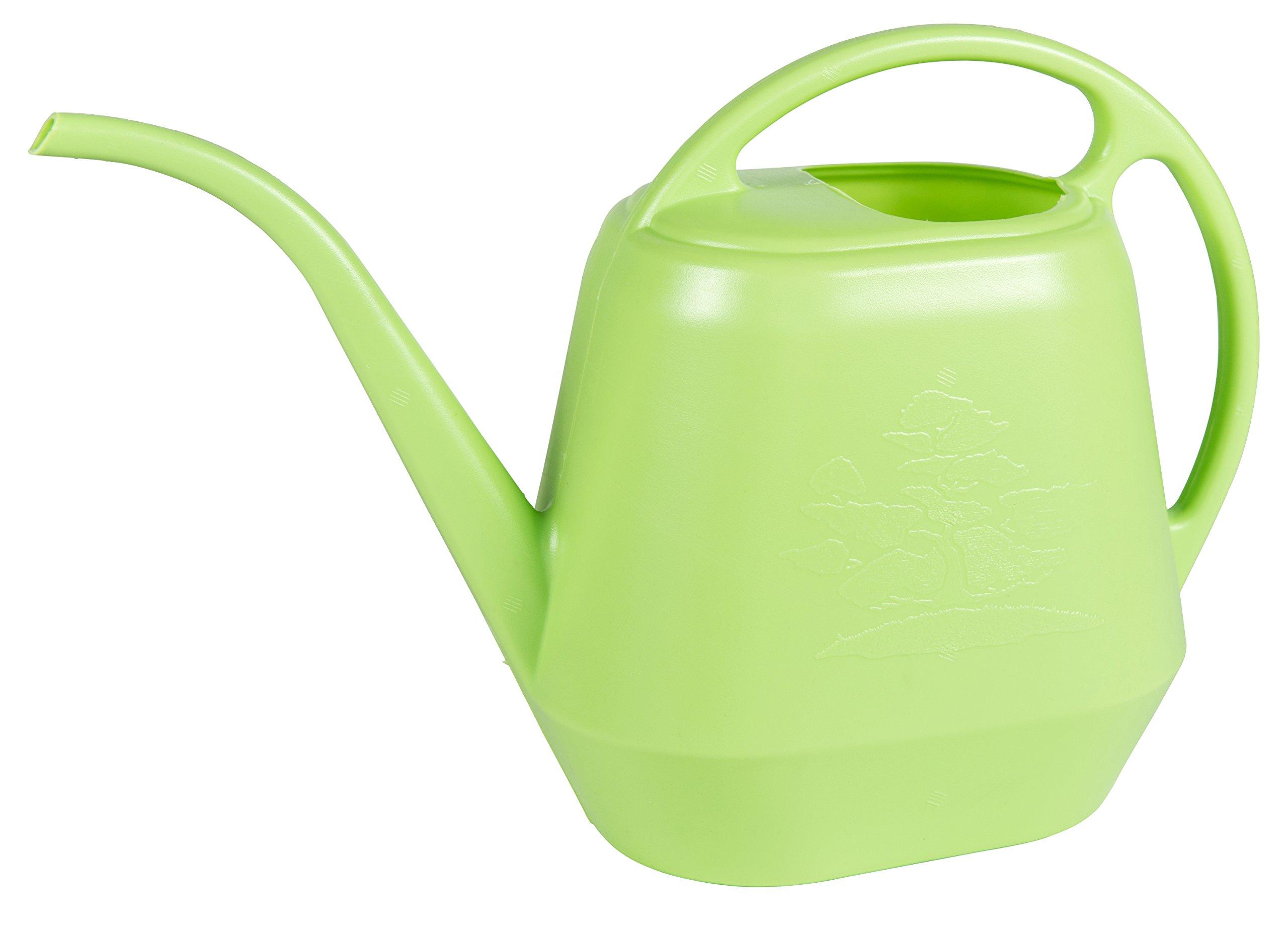 Bloem Aqua Rite Watering Can, 144 oz, Honey Dew (JW41-25)