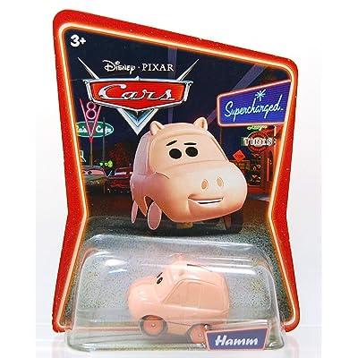 Disney Pixar Cars Supercharged Hamm: Toys & Games