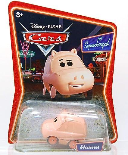 Amazon Com Disney Pixar Cars Supercharged Hamm Toys Games