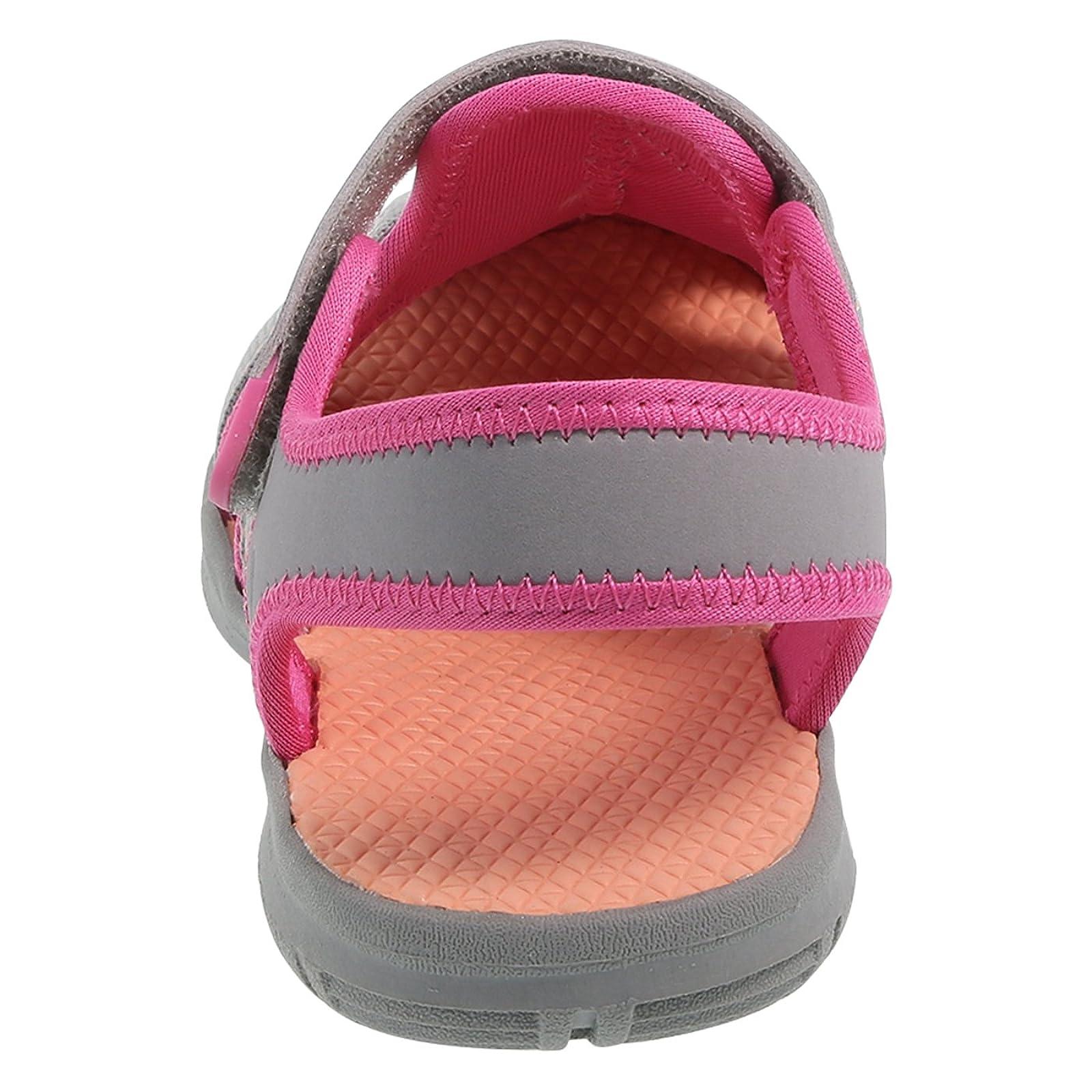 Rugged Outback Grey Pink Girls' Marina Bumptoe 175191040 - 2
