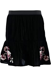 372b470190 Pinko Women's Adorabile Gonna Crepe De Chine St.parlata Skirt ...