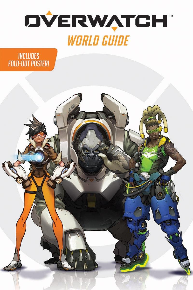 amazon com overwatch world guide 9781338112801 terra winters books