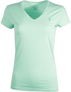 Polo Ralph Lauren Women s CN W SD PANL-NO FIT-Long Sleeve-Knit ... b63c70ae56f